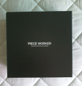 피스워커(PIECE WORKER) 3 Rip Metallic Belt 후기