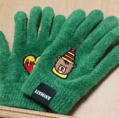 애니메이트(ANIMATE) [ANIMATE] BEAR SMART TOUCH GLOVE (GREEN) 후기