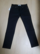 86로드(86ROAD) 1611 pure black jeans 후기
