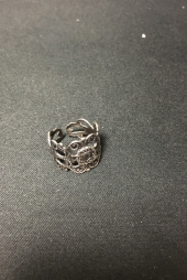 포프(POFF) ANTIQUE LACE SILVER RING 후기