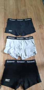 커버낫(COVERNAT) STANDARD DRAWERS 3 PACK (GRAY/NAVY/BLACK) 후기