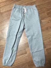 제로(XERO) Classic Sweat Pants [Grey] 후기