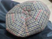 밀리어네어햇(MILLIONAIRE HATS) BIG APPLE [2WAY] - CLASSIC CHECK NEWSBOY CAP - HOUNDS TOOTH BEIGE 후기