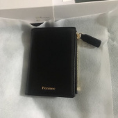 페넥(FENNEC) Fold Wallet 001 Black 후기