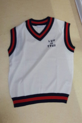 러브이즈트루(LUV IS TRUE) (UNISEX)KL V-NECK VEST_IV 후기