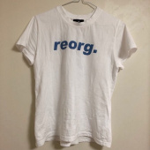 리올그(REORG) PRINTING WOMAN T-SHIRTS GREEN 후기