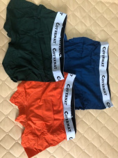 커버낫(COVERNAT) STANDARD DRAWERS 3 PACK (ORANGE/GREEN/BLUE) 후기