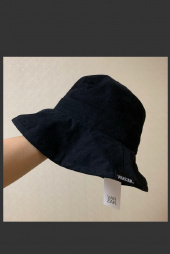바잘(VARZAR) [35차 재입고] Wide brim washing bucket hat black 후기
