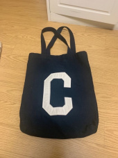 커버낫(COVERNAT) C LOGO ECO BAG BLACK 후기