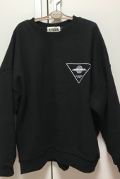 노이커먼(NOYCOMMON) PLANET SWEATSHIRT BK 후기