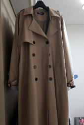 노이커먼(NOYCOMMON) NC TRENCH LONG COAT BG 후기
