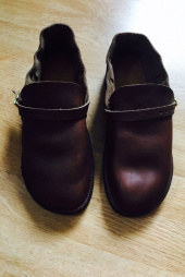 오로라슈즈(AURORA SHOE) [Women] Middle English(Brown) 후기