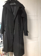 아파트먼트(APARTMENT) APT Trench Coat - Black 후기