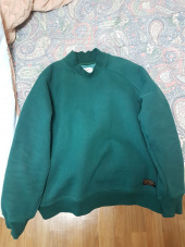 에스피오나지(ESPIONAGE) Chase Shawl Collar Sweat Dark Green 후기