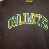 언리미트(UNLIMIT) Bend Crewneck (U17DTTS58) 후기