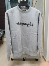 마크 곤잘레스(MARK GONZALES) M/G SIGN LOGO CREWNECK INDIGO BLUE 후기