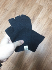 와일드 브릭스(WILD BRICKS) FINGER LESS GLOVES (black) 후기