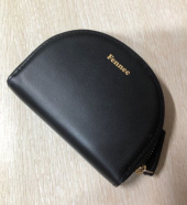 페넥(FENNEC) Halfmoon Pocket 001 Black 후기