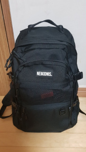 네이키드니스(NEIKIDNIS) ABSOLUTE BACKPACK /  INDI PINK 후기