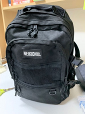네이키드니스(NEIKIDNIS) ABSOLUTE BACKPACK / BLACK 후기
