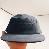 디얼스(THE EARTH) VELCRO CAMP CAP - BLACK 후기