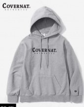 커버낫(COVERNAT) AUTHENTIC LOGO HOODIE GRAY 후기