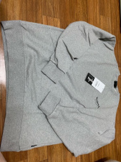 마크 곤잘레스(MARK GONZALES) BROKEN SKATEBOARD DRAWING CREWNECK GRAY 후기