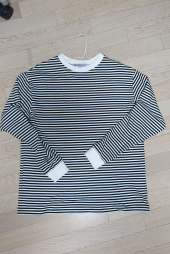 86로드(86ROAD) 2809 Stripe t-shirt(Red) 후기