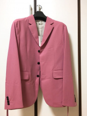 노앙(NOHANT) REAR-OPENING PROCESS JACKET PINK 후기
