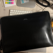 테이블토크(TABLETALK) 15 NOTEBOOK POUCH LEATHER_Black 후기