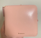 페넥(FENNEC) Zipper Wallet 029 Peach 후기