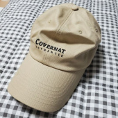 커버낫(COVERNAT) AUTHENTIC LOGO CURVE CAP CHECK 후기