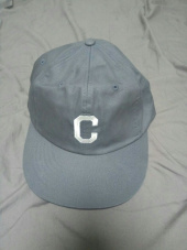 커버낫(COVERNAT) EMBROIDERY C LOGO B.B CAP GRAY 후기