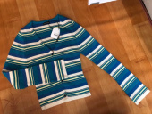 디스이즈네버댓(THISISNEVERTHAT) Multi Color Striped Cardigan Blue 후기