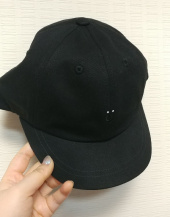 언더컨트롤(UNDERCONTROL) S VISOR / SHADOW LOGO / AUTHENTIC B B / U BLACK 후기
