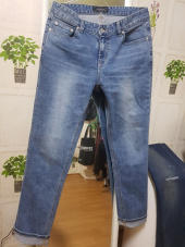 모디파이드(MODIFIED) M#1530 less slim crop jeans 후기