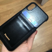 페넥(FENNEC) LEATHER IPHONE X/XS CARD CASE 후기