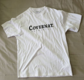 커버낫(COVERNAT) S/S AUTHENTIC LOGO TEE NEON 후기