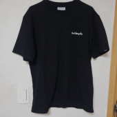 마크 곤잘레스(MARK GONZALES) M/G SMALL SIGN LOGO T-SHIRTS BLACK 후기
