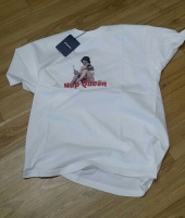 위캔더스(WKNDRS) NAP QUEEN TEE (WHITE) 후기