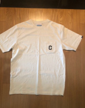 커버낫(COVERNAT) S/S C LOGO EMBROIDERY POCKET TEE BLACK 후기