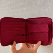 페넥(FENNEC) C&S Zipper Wallet 후기