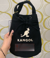 캉골(KANGOL) Alice Canvas Bucket Bag 3738 BLACK 후기