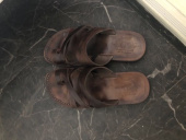 예루살렘 샌들(JERUSALEM SANDALS) NO.8 THE GOOD SHEPHERD BROWN 후기