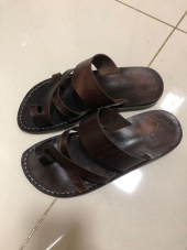 예루살렘 샌들(JERUSALEM SANDALS) NO.8 THE GOOD SHEPHERD_BROWN 후기