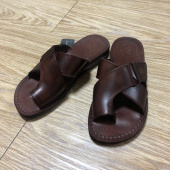예루살렘 샌들(JERUSALEM SANDALS) NO.21 ASHER_BROWN 후기