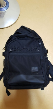 몬스터리퍼블릭(MONSTER REPUBLIC) MAX BLACK BACKPACK 후기