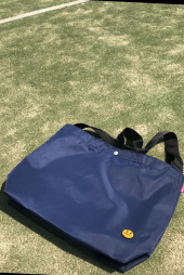 디얼스(THE EARTH) [TE X MNW] 2WAY BAG - NAVY 후기