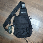 피스메이커(PIECE MAKER) CORDURA TECH SLING BAG (ALL BLACK) 후기