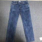 메종미네드(MAISON MINED) CROPPED ELASTIC DENIM TROUSERS 후기